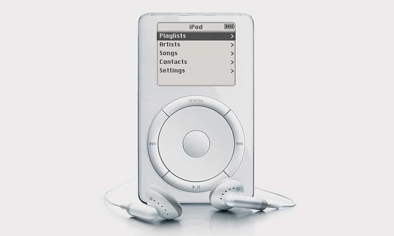 The First Apple iPod Released 14 Years Ago, Here Are the ...