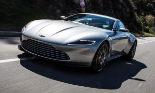 Here's the Closest Look Yet at James Bond's 2016 Aston Martin DB10