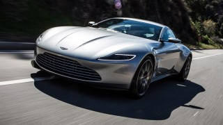 Heres The Closest Look Yet At James Bonds Aston Martin DB - James bond aston martin db10
