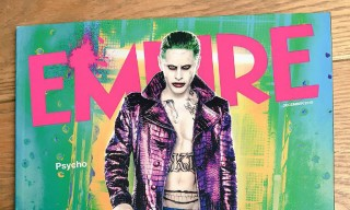 "This Is Our Best Look Yet at Jared Leto's ""Joker"""