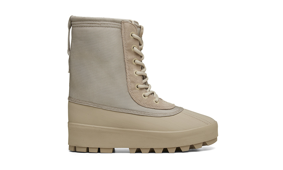 online store dabec ca3bc ... beige Moonrock boots (Season 1)  A Full Look at the Yeezy 950 Duck Boot    Highsnobiety ...