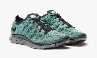"Nike Introduces ""Rough Green"" Version of the Free Flyknit NSW"