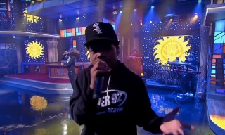 "Watch Chance the Rapper Debut His New Song ""Angels"" on 'The Late Show with Stephen Colbert'"