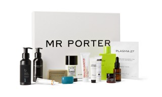 MR PORTER Release Their Grooming Kit to Combat the Chill Factor