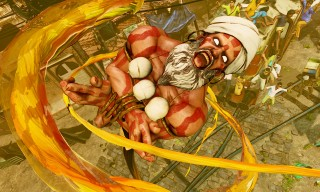 'Street Fighter V' Drops February 16 With Dhalsim