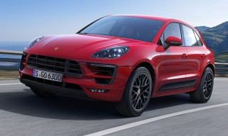 Porsche Gives the Macan the GTS Treatment