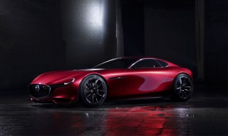 Mazda Adds New Concept to Its RX Range at Tokyo Motor Show