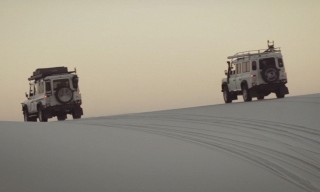 "Ben Brown Traverses the ""Atlantis Dunes"" in His Latest Short Film"