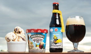 Ben & Jerry's Is Releasing a Beer-Flavored Ice Cream