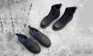 Dickies CONSTRUCT & Broken Homme Come Together for Limited Edition Footwear