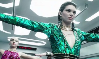 Kendall Jenner Dance Battles in New Balmain x H&M Video Campaign