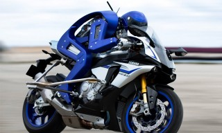 MotoBot Is Yamaha's Self-Driving Motorcycle Rider