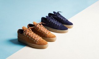 Raised by Wolves and Filling Pieces Serve up a Moccasin-Inspired Sneaker