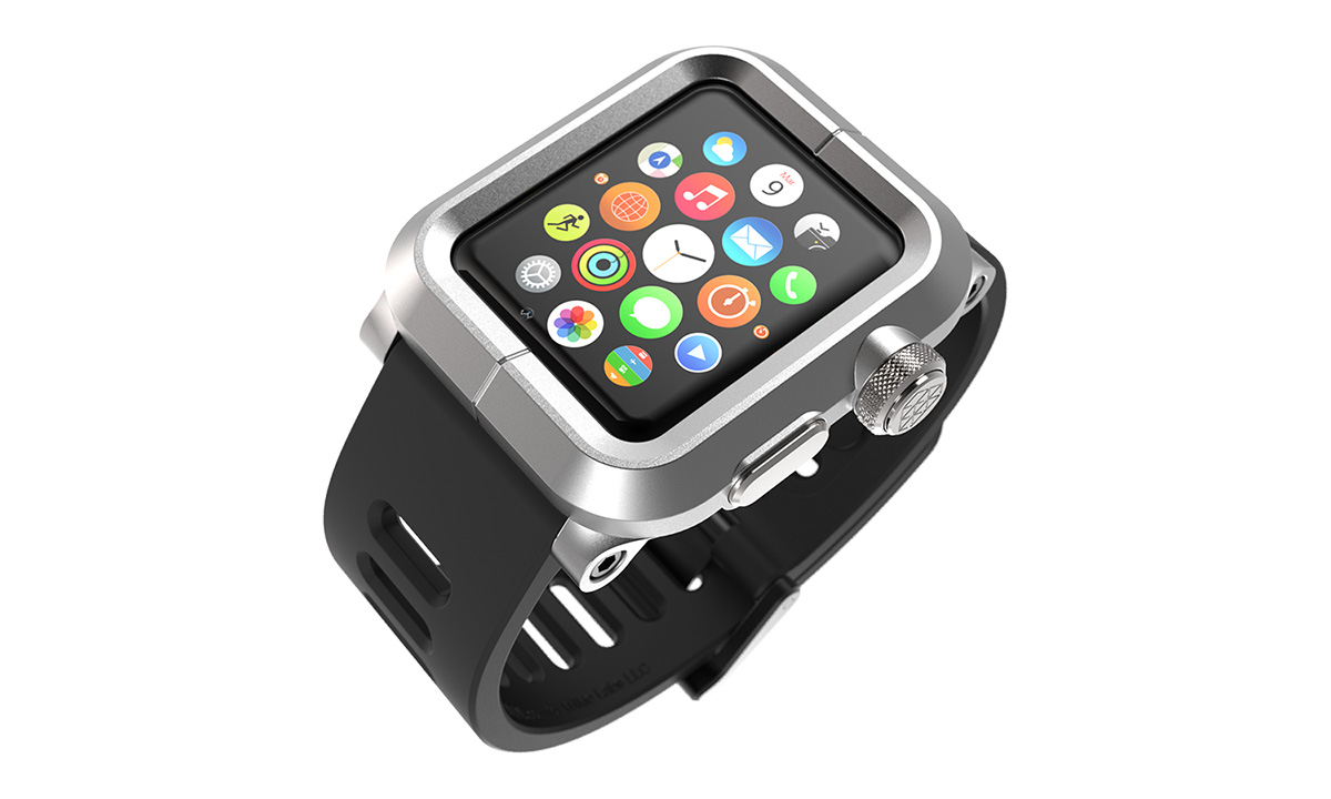 Protect Your Apple Watch With This Beautiful Aluminum Case