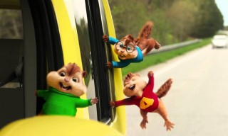 Alvin and the Chipmunks Are Taking a Road Trip to Miami
