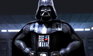 George Lucas Asks J.J. Abrams About Darth Vader's Grandchildren in New Video