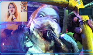 This Real-Life First-Person Shooter on Chatroulette Keeps Getting Better