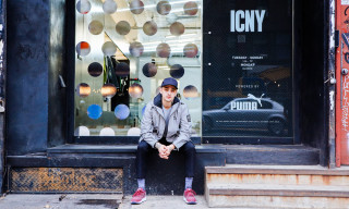 ICNY Opens PUMA-Powered Pop-Up on Bowery