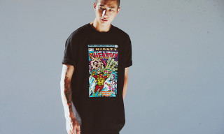 Mighty Healthy and Mishka Pay Homage to Comics With New Collab