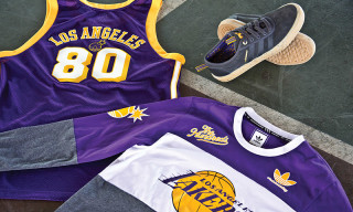 adidas Skateboarding, The Hundreds & the NBA Unveil Basketball-Inspired Capsule
