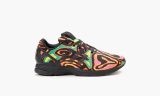 Jeremy Scott Takes You on an Acid Trip With the adidas ZX Flux Tech Psy