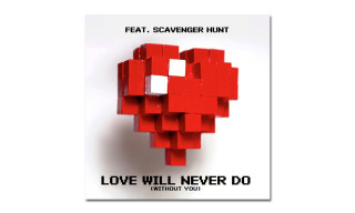 "Bee's Knees & Scavenger Hunt Rework Janet Jackson's ""Love Will Never Do"""