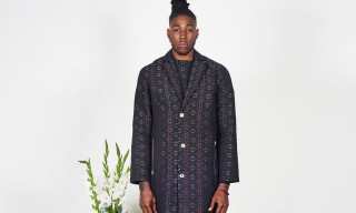 BRACK-MAN Unveils African-Inspired Spring/Summer 2016 Lookbook