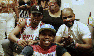 "Go on Tour With Chance the Rapper in the Video for ""Family Matters"""