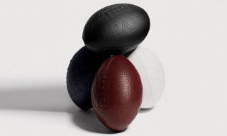 Chanel Releases Rugby Balls to Celebrate Rugby World Cup