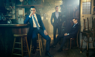 Disruptive Online Tailor Combatant Gentlemen Unveil New Season With 'GQ' Magazine