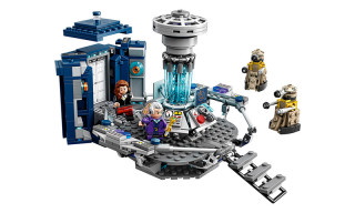 Adventure Through Time With the New  'Doctor Who' LEGO Set