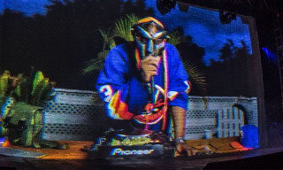 "Ghostface Killah & DOOM Give ""Interactive"" Performance at III Points Festival"