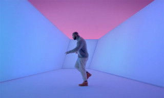 "Watch Drake Dance Through Light and Space in ""Hotline Bling"""