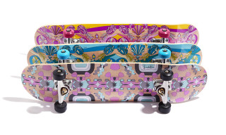Emilio Pucci Announces First Ever Skateboard Collection