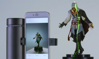 You Can Now Turn Your Smartphone Into a High-Precision 3D Scanner