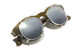 Ernest Alexander and Dom Vetro's Sunglasses Draw Inspiration From the Alps