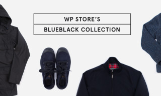 A Closer Look at WP Store's 30th Anniversary BlueBlack Collaborative Collection