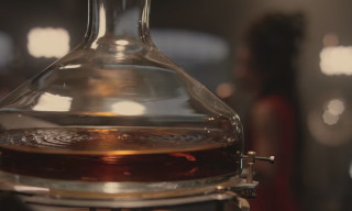 Watch Glenfiddich Suspend Their 21-Year-Old Whisky in Mid-Air Just Through Sound