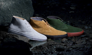 GREATS Updates the Royale Chukka for Fall/Winter 2015