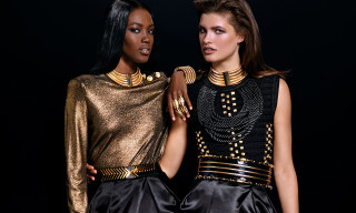 H&M x Balmain Makes the Lifestyle of the Rich and Famous Affordable