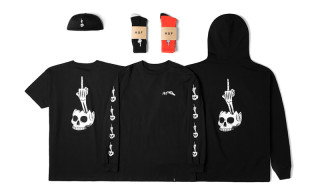 "HUF and Todd Francis Celebrate Halloween With ""Fuckhead"" Capsule"