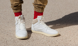 hummel's Globetrotter Gets a Gorgeous Vintage White Re-Issue Just in France