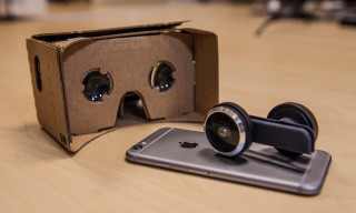 Turn Your iPhone 6 Into a Virtual Reality Camera With SHOT