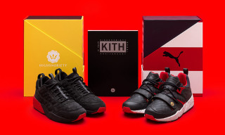 Here's Where You Can Pick up the KITH x Highsnobiety x PUMA Pack