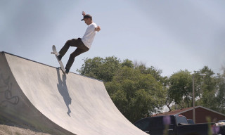 Levi's Skateboarding Transformed a Reservation Into a Skatepark