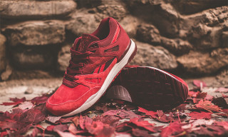 Livestock x Reebok 'Maple Leaf' Ventilator