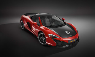 McLaren Celebrates Racing Heritage With the 650S CAN-AM