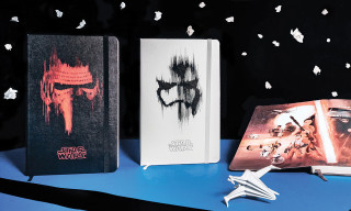 Moleskine Pays Tribute to Star Wars With a Limited Edition Set of Notebooks