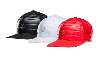 Moncler & New Era Join Forces for Limited Edition Snapbacks
