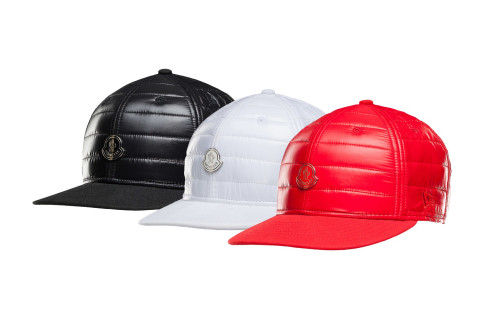 ... Moncler have linked with New Era for a special limited edition capsule  collection. The collaboration finds the tandem working on the classic  snapback ... 503b4e4a1b0